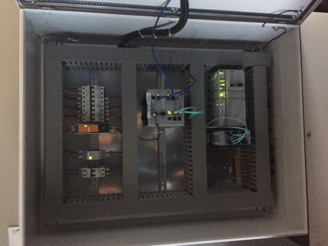 Electrical upgrade of event control room - Rod Laver Arena