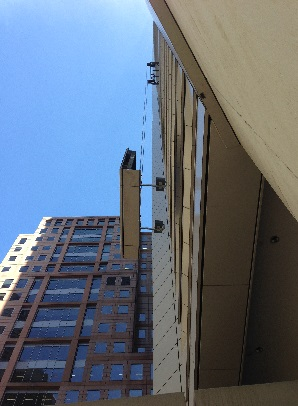 Lowering of Panel - Crane modernisation